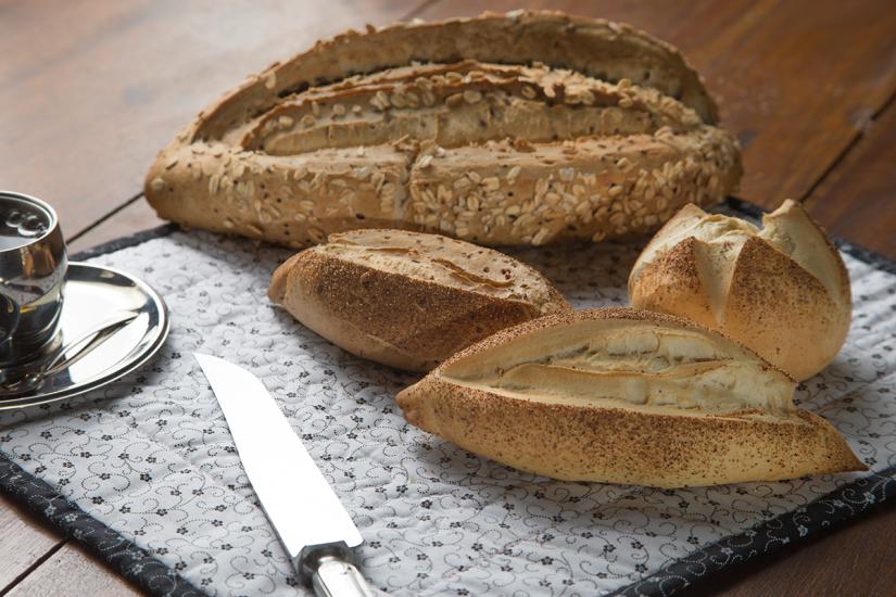 Benefícios do pão integral para a saúde em 17/02/2021