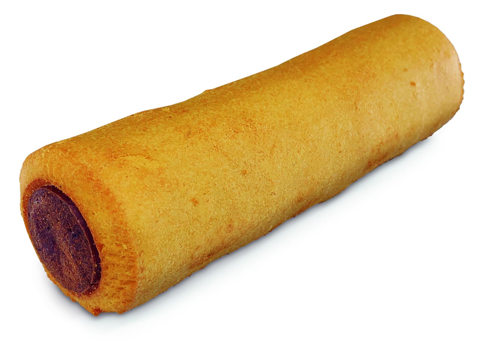 Lanche - Fritos Enrolado de Salsicha