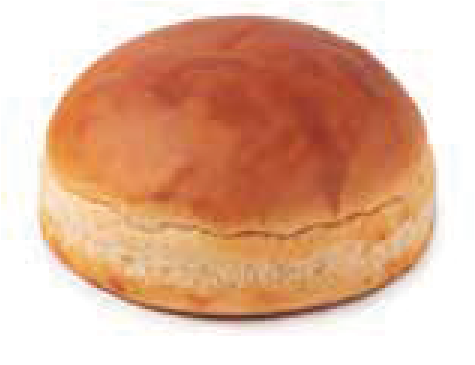 Pães para Hambúrguer Brioche