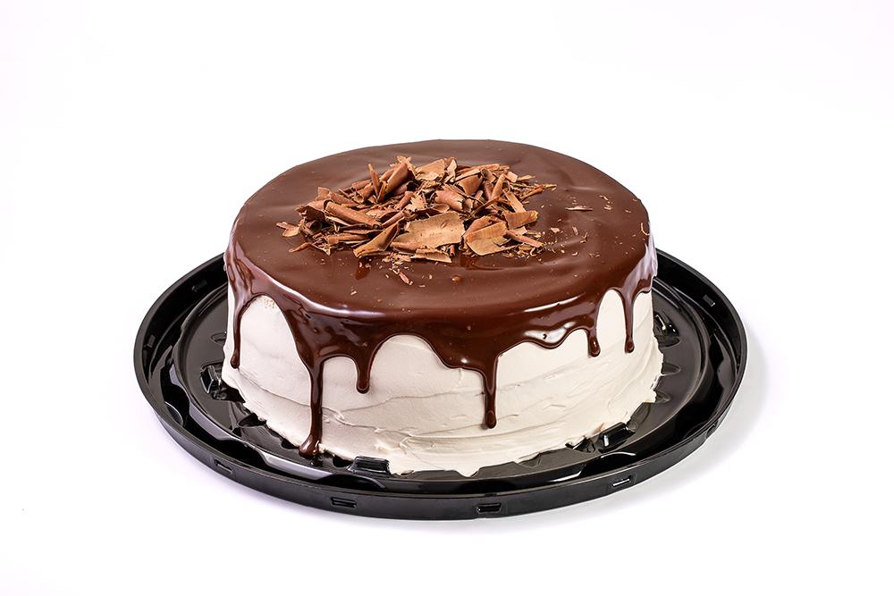 Tortas Congeladas Damasco e Chocolate DIET